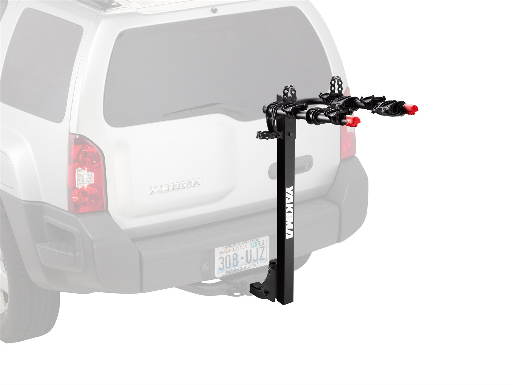 Yakima 8002404 BigHorn 4-Bike Hitch Carrier (2 hitch)