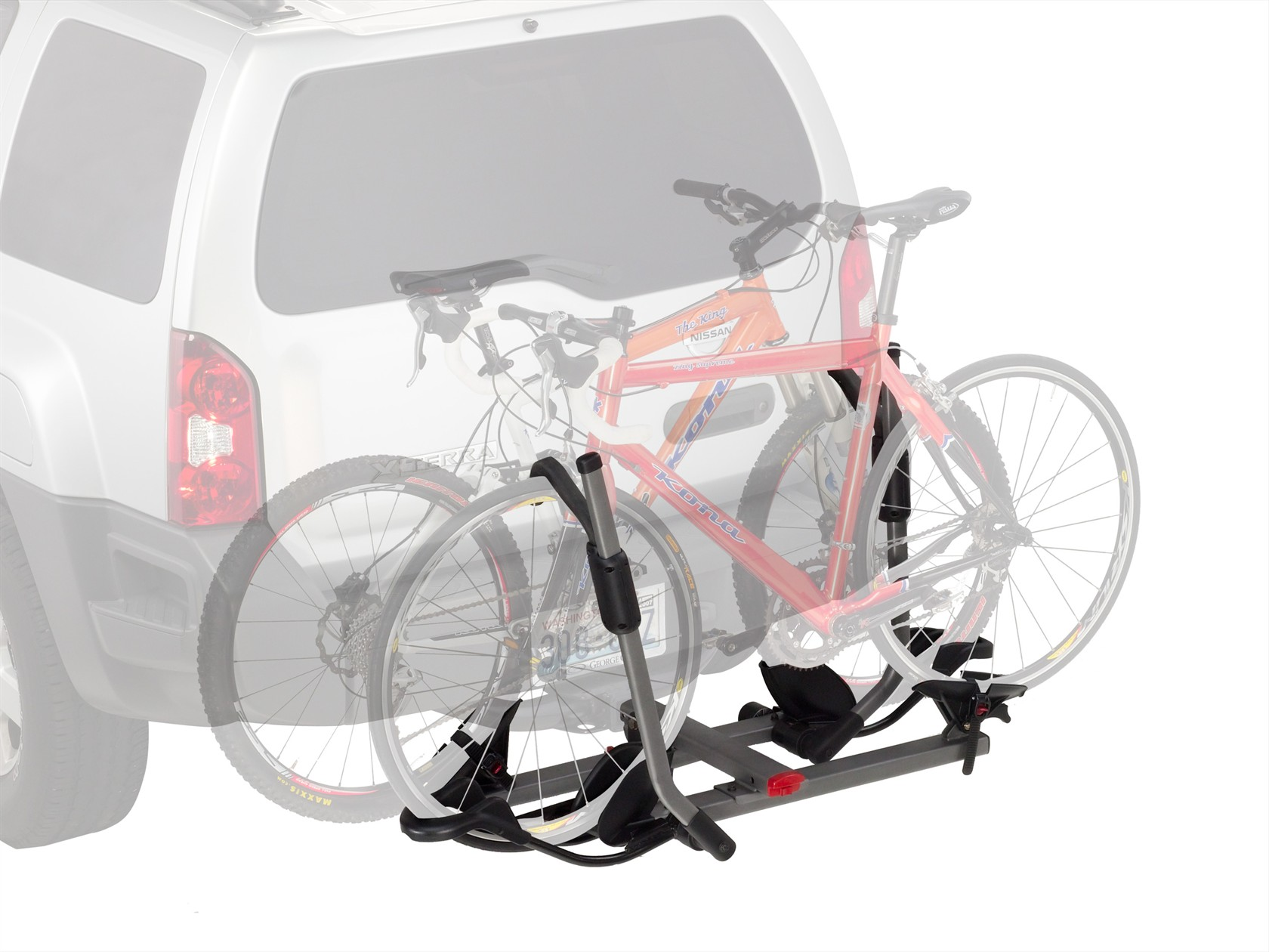 Yakima 8002433 HoldUp Bike Rack 2 inch only