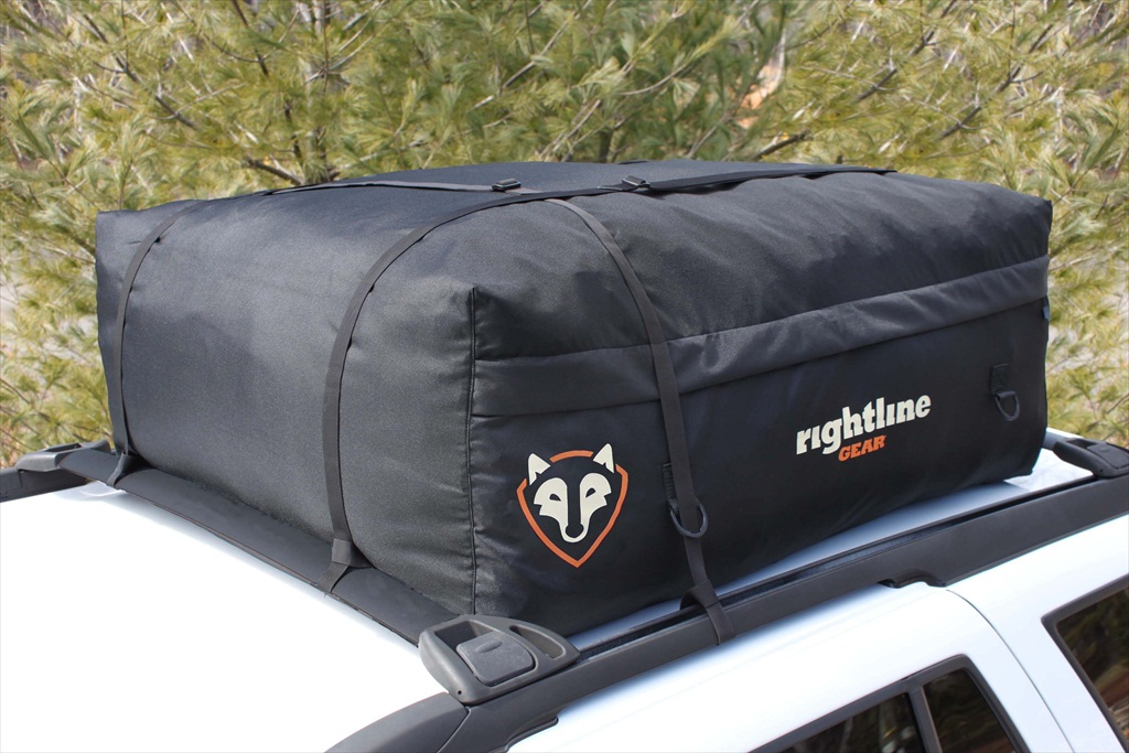 RightLine Gear Ace Car Top Carrier 100A20