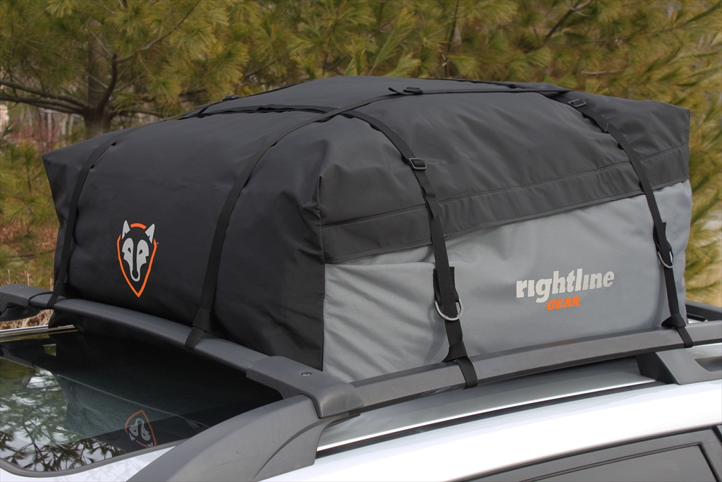 RightLine Gear Sport 1 Car Top Carrier 100S10