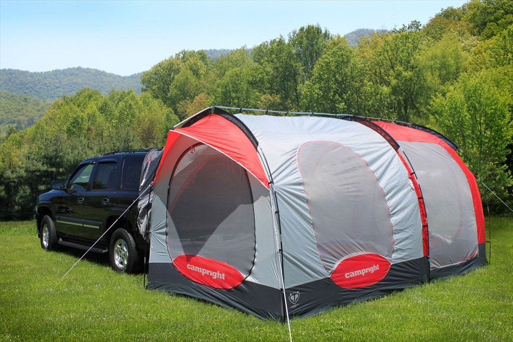 RightLine Gear SUV Tent with Screen Room 110910