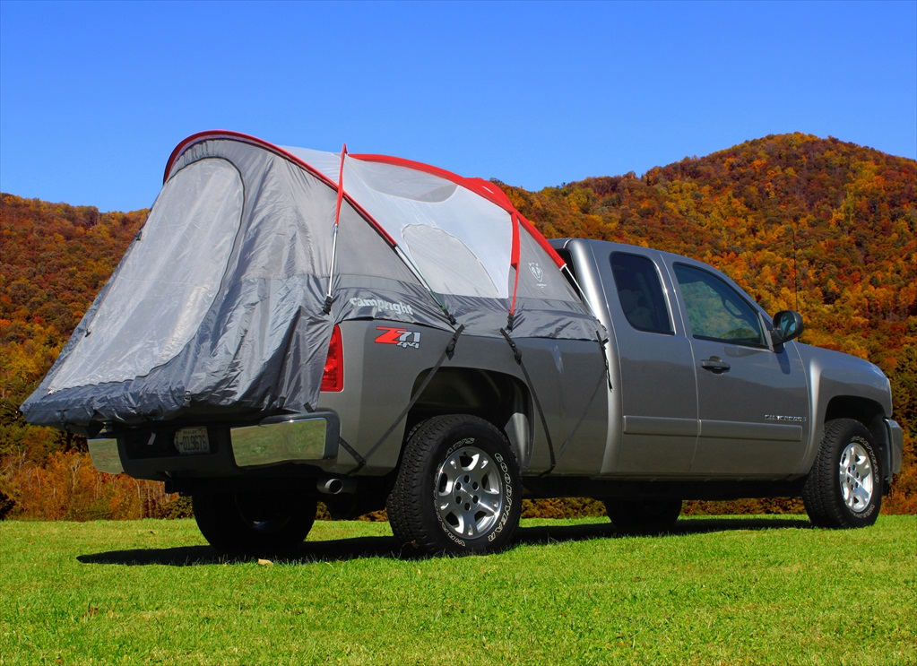 RightLine Gear Full Size Long Bed Truck Tent 110810