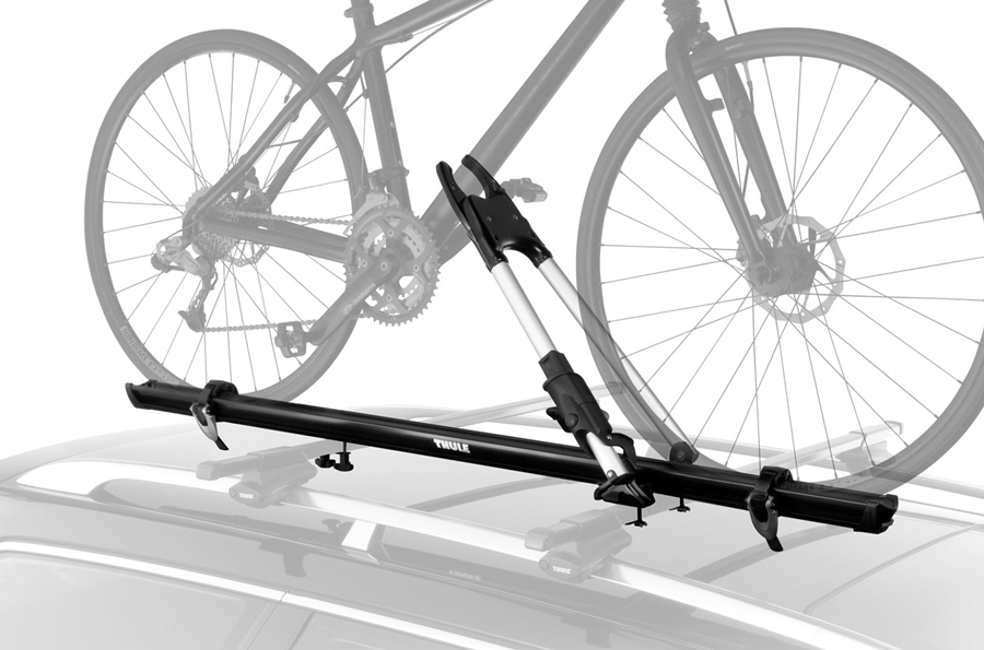 Thule 599XTR Big Mounth Upright Rooftop Bike Carrier