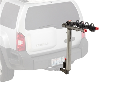 Yakima 8002426 FlipSide 4-Bike Hitch Rack