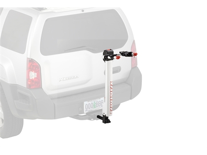 Yakima 8002436 HighLite 2-Bike Hitch Rack, White