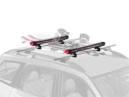 Yakima 8003078 FatCat 6 Rooftop Ski and Snowboard Rack