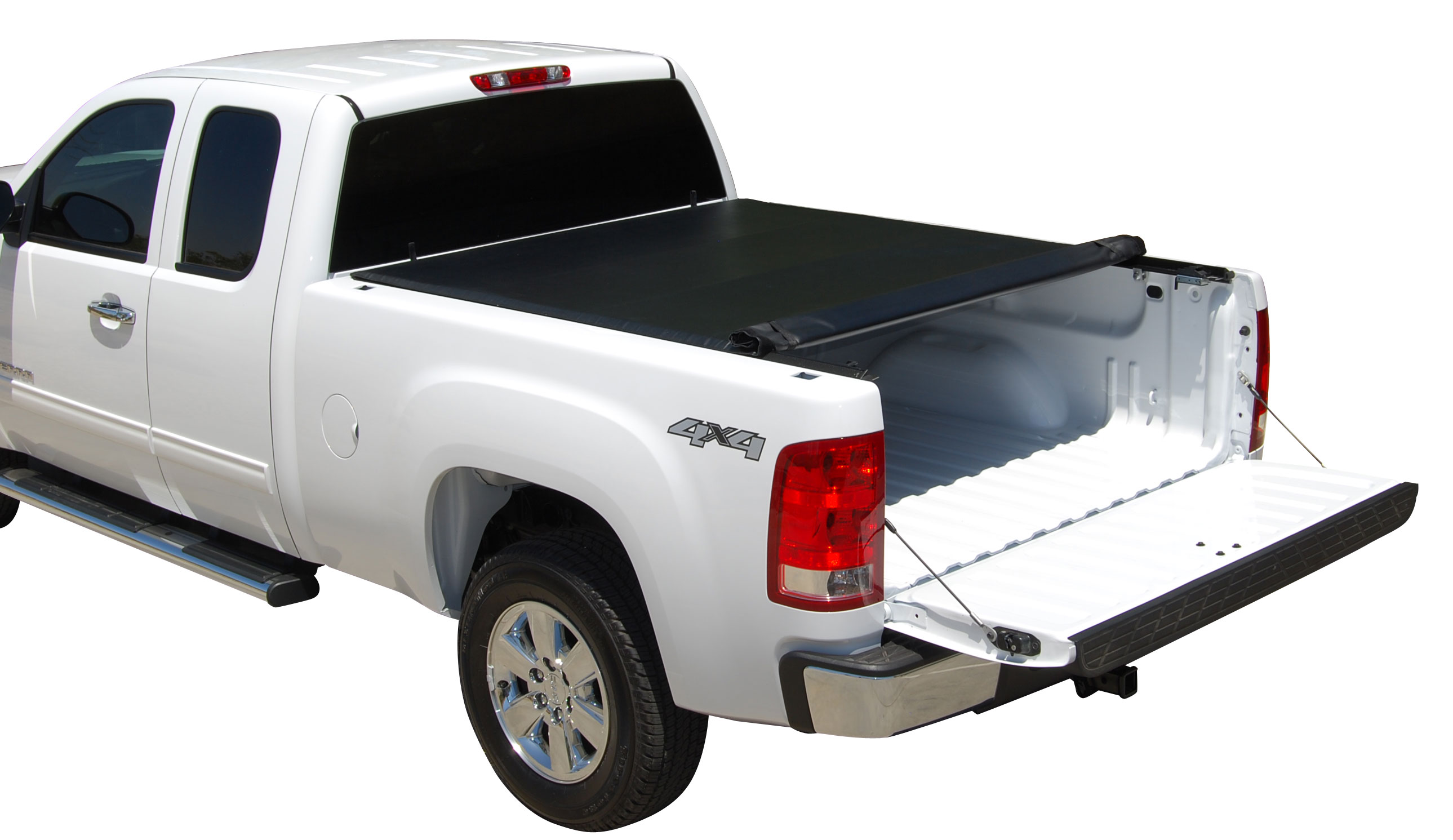 Tonnopro LR-1005 Rollup Cover for 1999-2007 GMC/Chevrolet GM Full Size 6'5 Bed ***Not stepside (07 Classic Body Style)